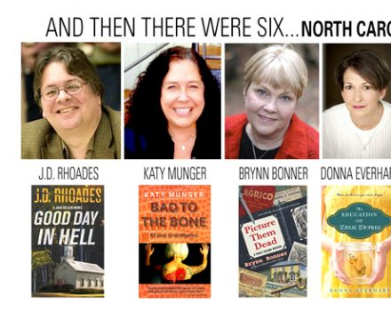 And Then There Were Six Authors