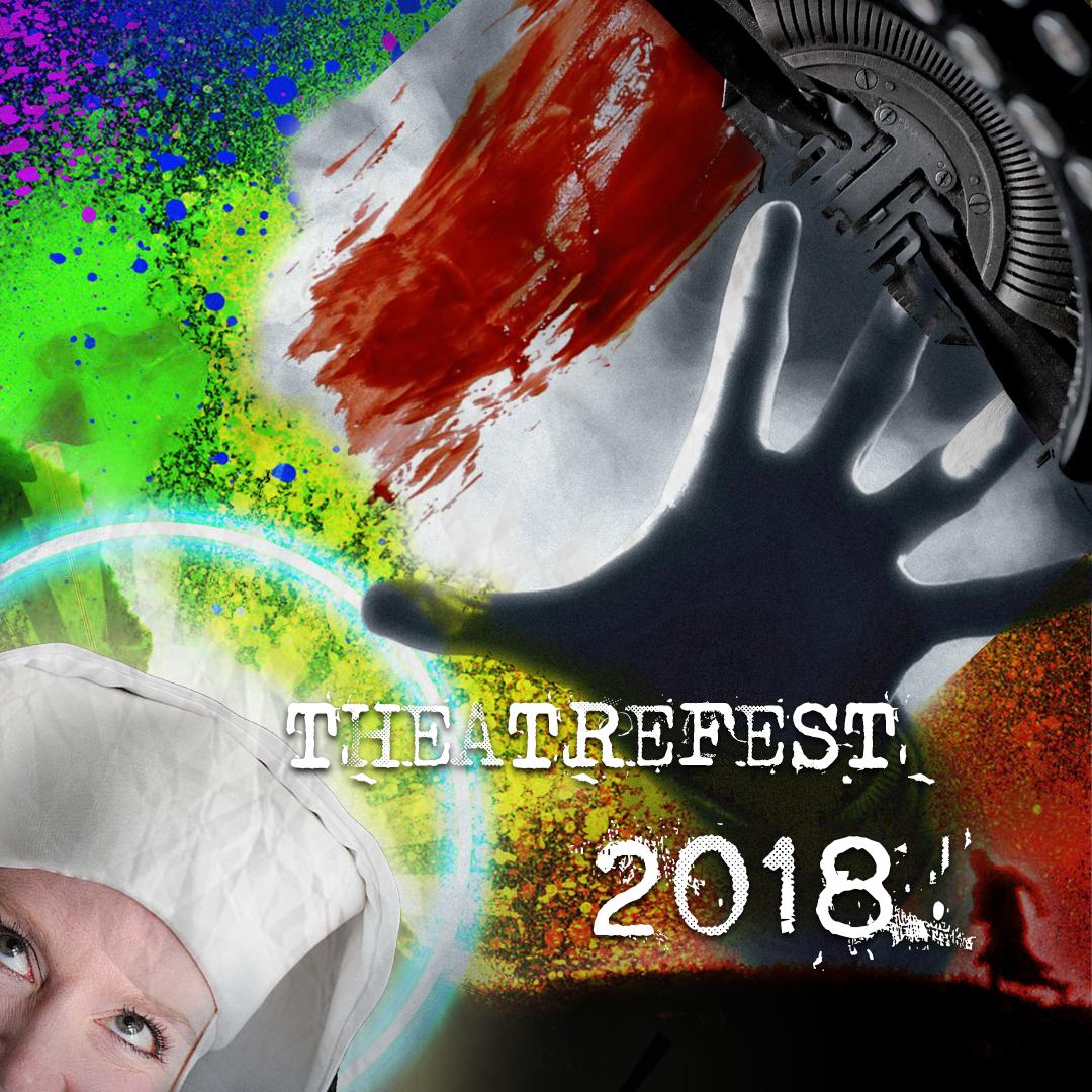 TheatreFest 2018 graphic