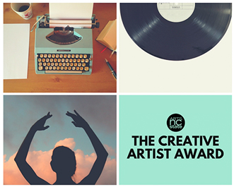 About the Creative Artist Award…