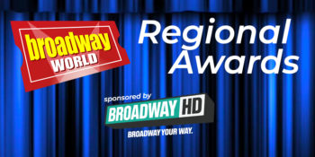BroadwayWorld's regional award winners graphic