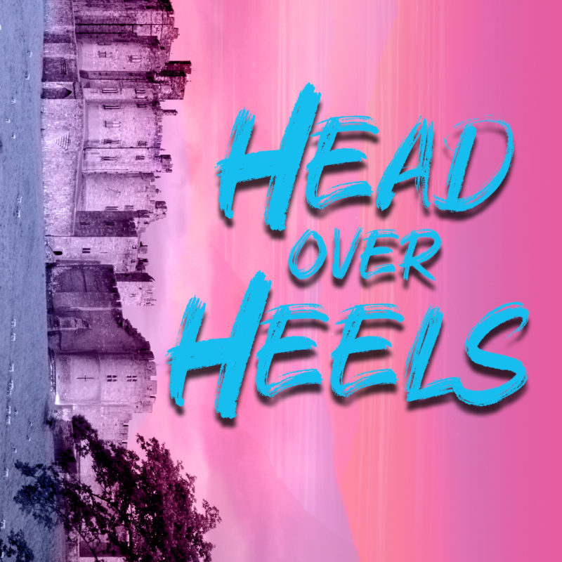 The musical Head Over Heels with music by The Go Go's