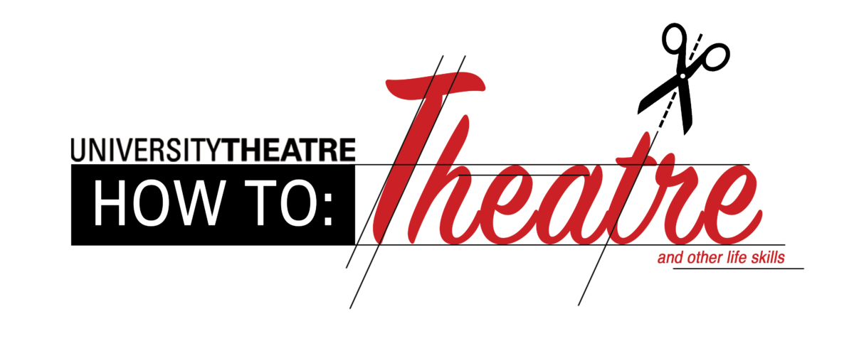 How to Theatre Logo