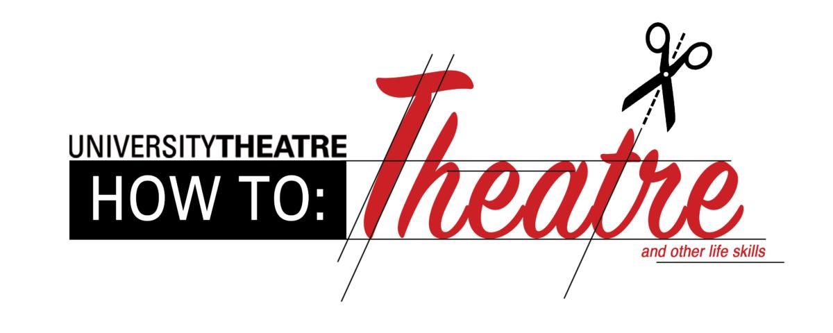 How to Theatre Logo