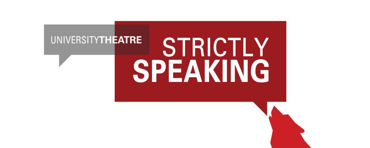 Strictly Speaking Logo