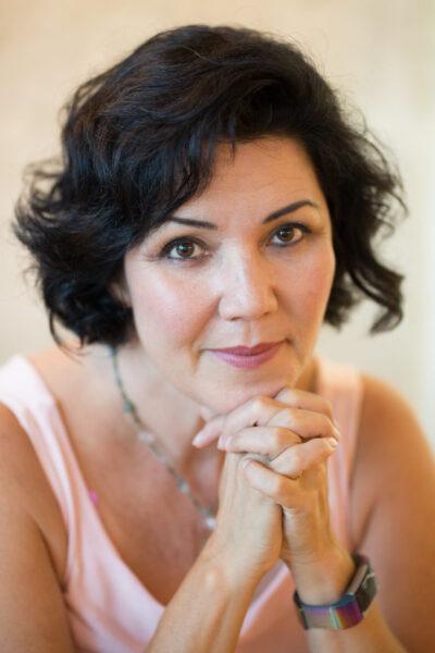 Photo of Playwright: Diana Burbano