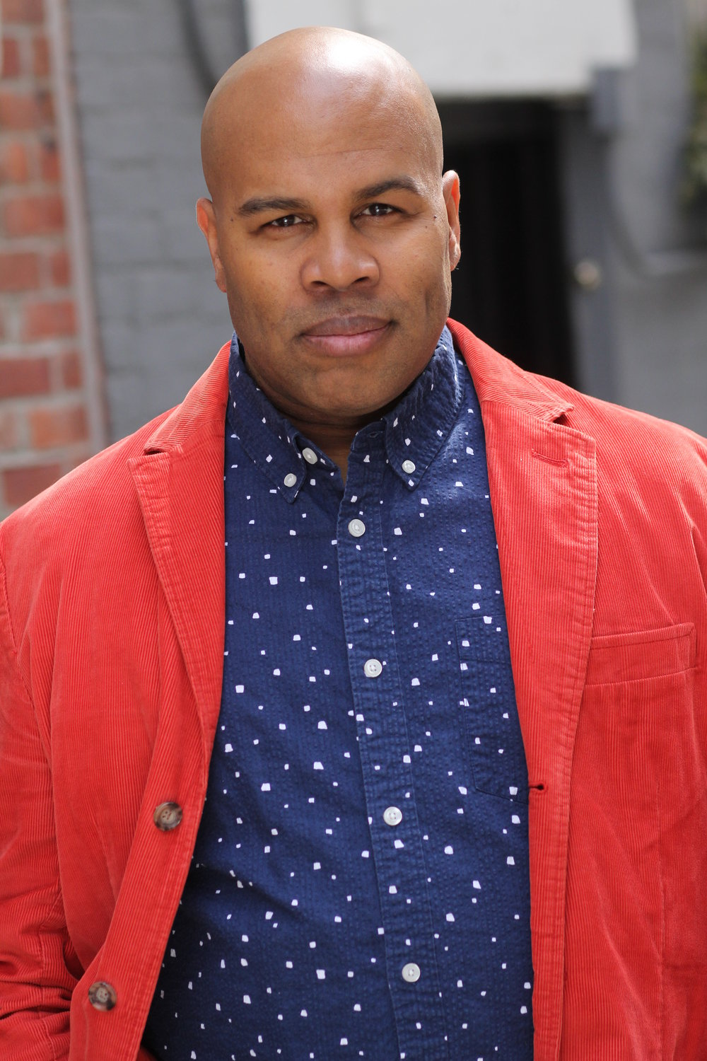 Photo of Playwright: Kevin Free