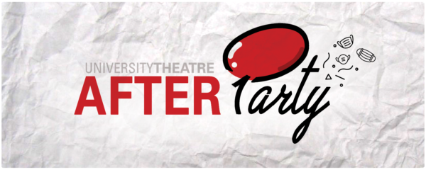 Logo of Univeristy Theatre's After Party