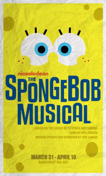SpongeBob the Musical poster